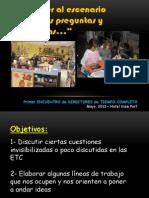 Encuentro Directores Etc 2013
