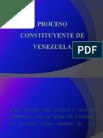 Proceso Constituyente de Venezuela