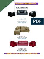 Sofa Catalogue