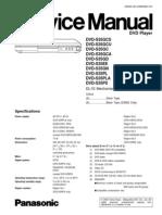 Dvd-s35 Manual Tecnico