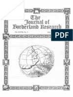 Journal of Borderland Research - Vol XLVIII, No 4, July-August 1992