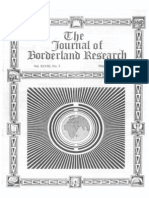 Journal of Borderland Research - Vol XLVIII, No 3, May-June 1992