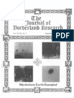 Journal of Borderland Research - Vol XLVIII, No 5, September-October 1992