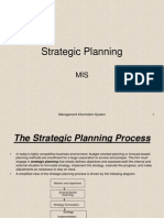 Strategic Management MIS