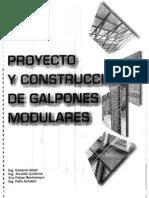 Proyecto y Cons. de Galpones Modulares