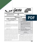 22-2-2014 Decreto Ejecutivo Gabinetes Sectoriales
