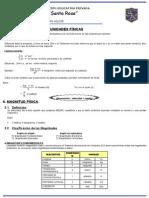 Analaisis Dimensional I - 3ero Sec
