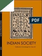 Txt.11 - Std'12 - Sociology - Indian Society