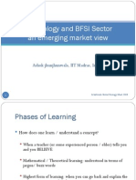 Technology and BFSI Sector