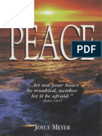 Peace Joyce Meyer