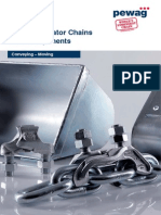 Bucket Elevator Chains