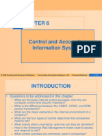 control in AIS
