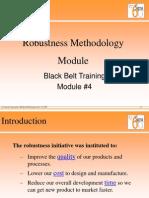 Mod 4 Robustness Sept 03