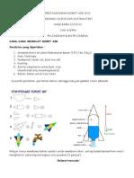 Pertandingan Roket Air 2013