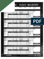 BFG Fleet Registry