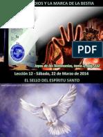 Lección 12 - El Sello de Dios y la Marca de la Bestia.pdf
