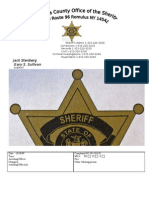 Sheriff's Admin 1 315 220 3200 Corrections 1 315 220 3210 Records 1 315 220 3220 Civil 1 315 220 3230 Criminal