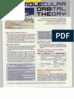 IIT JEE Molecular Orbital Theory Study Material