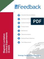 FEEDBACK-Maglev User Manual
