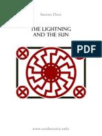 The Lightening and the Sun - Savitri Devi
