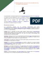 Bioelementos Primarios y Sus Funciones en Oligoelemento 2