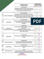 Assuntos Cobrados Nos Ultimos Concurso Da ESPCEX - Quimica v1