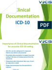 Importance of Clinical documentation for accurate ICD-10 coding – Medical Billing and Coding