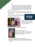 Tugas Baju Adat Indonesia