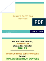 Thales Electron Devices