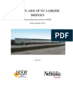 Design Aids of Nu I Girder Bridges