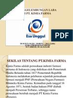 Kasus Kimia Farma Slide