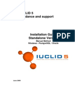 Iuclid5 Installation Manual