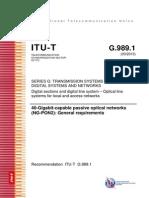 T-REC-G.987.1-201001-XG-PON 40G