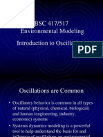 Introduction to Oscillation