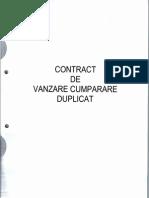 Document 2013 11-15-16034432 0 Contract Vanzare Cumparare Duplicat