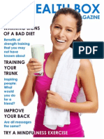 The Health Box Magazine April 2014