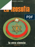 Lantier, Jacques - La Teosofía.pdf