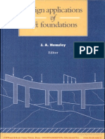 Design Applications of Raft Foundations