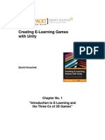 9781849693424_Creating_E-Learning_Games_with_Unity_Sample_Chapter