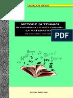Stan Adrian - METODE Si Tehnici de evaluare