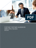 Fortinet Partner Guidebook 2013-2014