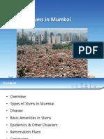 Lack of amenities in mumbai slums