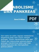 Metabolisme & Pankreas