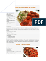 Recetas Dieta Alfa