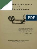 Amalia Errázuriz de Subercaseux, biografia, 1934