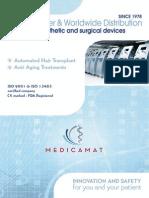 ENG - Corporate Brochure MEDICAMAT