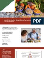 La mujer y la alimentación saludable