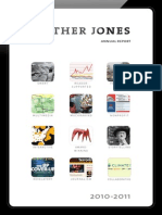 MOTHER JONES ANNUAL REPORT 2011