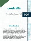 Godzilla Presentation