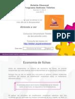 Economia de Fichas PDF